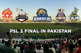 PSL – FINALLY SOME MOST AWAITED EVENT AT LAHORE